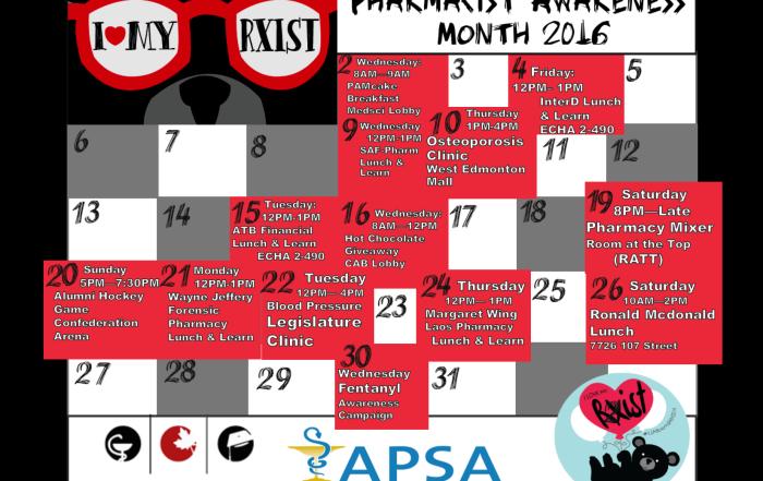 Pharmacist Awareness Month 2016