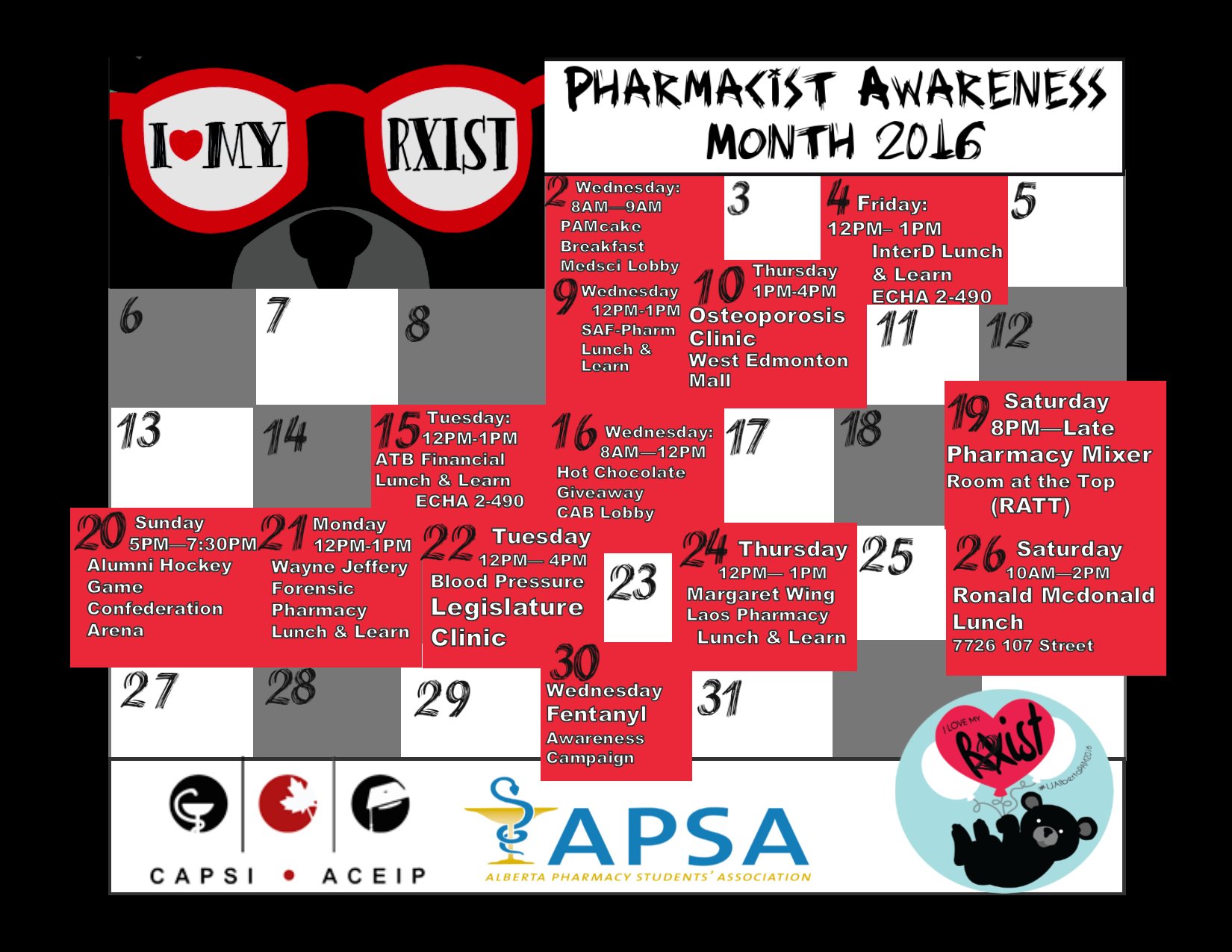 Pharmacy Awareness Month