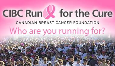 CIBC Run For The Cure 2014